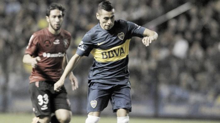 """Carrizo: """"Me voy a quedar en Boca a pelearla"""""""