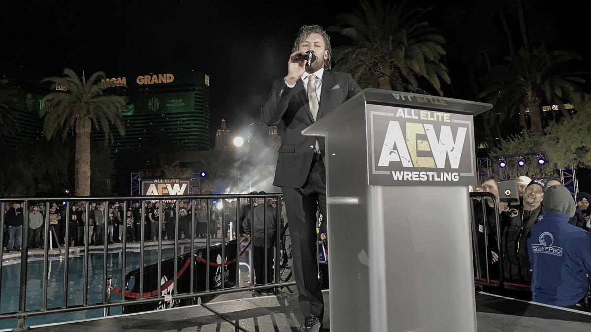 """AEW celebra su segunda conferencia de presentación bajo el nombre de """"Ticket Party"""""""