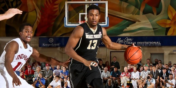 Win Over Indiana Could Spark Wake Forest's Revival In College Hoops
