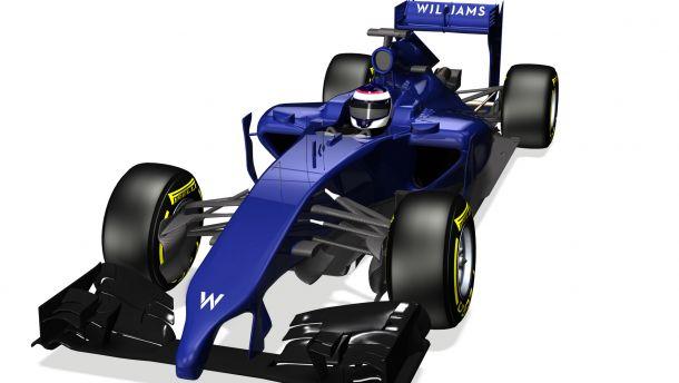 Williams dévoile les premières images de sa FW36