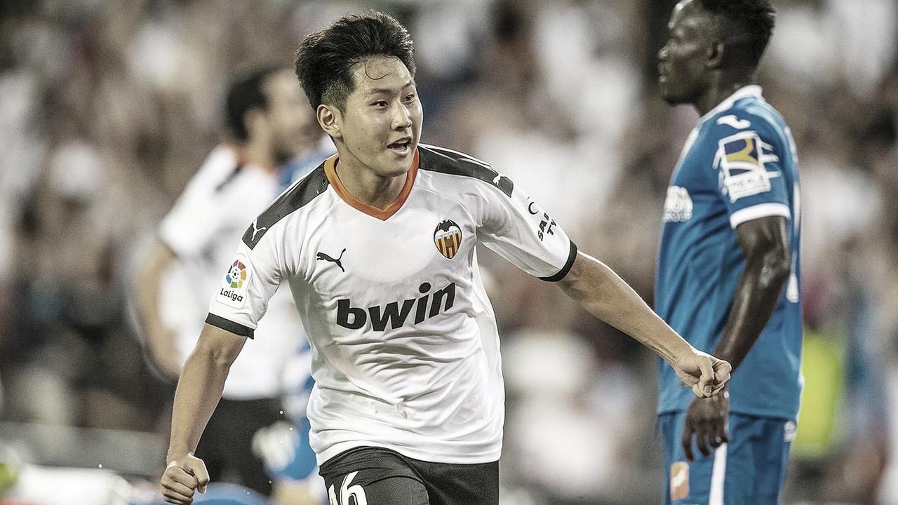 El crecimiento de Kang In Lee y su futuro en el Valencia