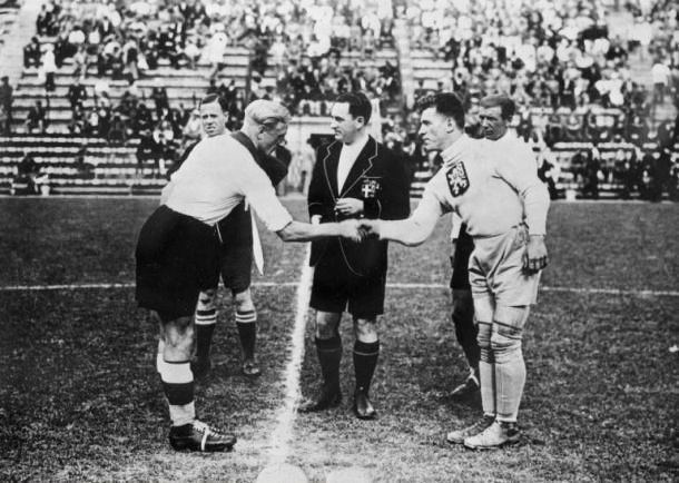 Germany's Greatest World Cup moments: 1934 FIFA World Cup