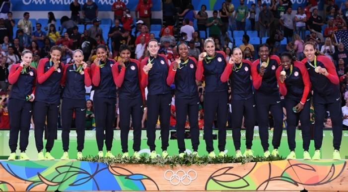Rio 2016 - Basket femminile: Il Team Usa batte la Spagna e conquista la medaglia d'oro (101-72)