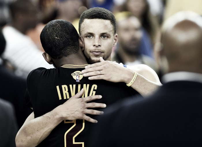 What Happened to Stephen Curry in the Finals?