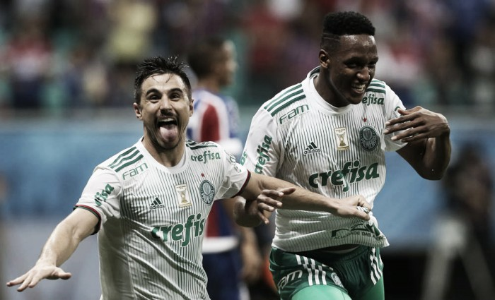 """Willian comemora vitória contra o Bahia: """"É bom vencer dessa forma"""""""