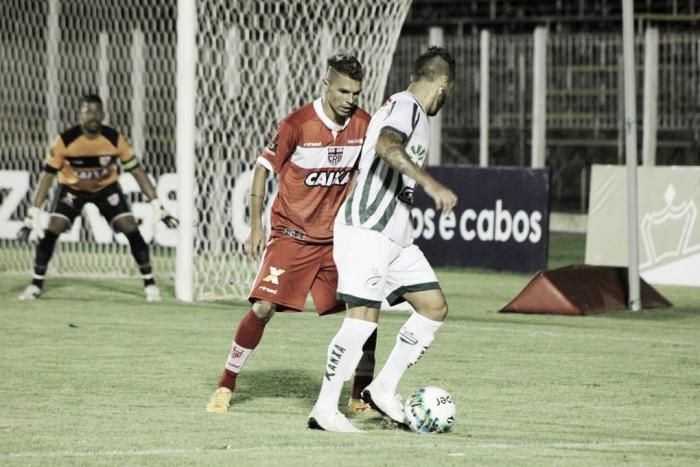 Luverdense e CRB empatam sem gols e permanecem com mesmo panorama na Série B