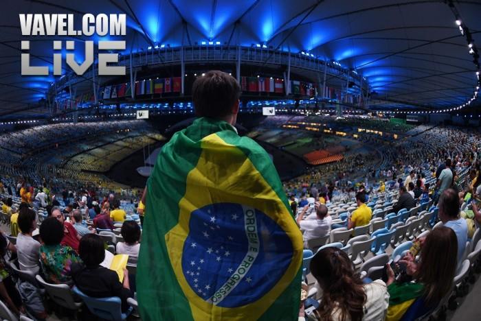 Cerimônia de Encerramento dos Jogos Olímpicos Rio 2016