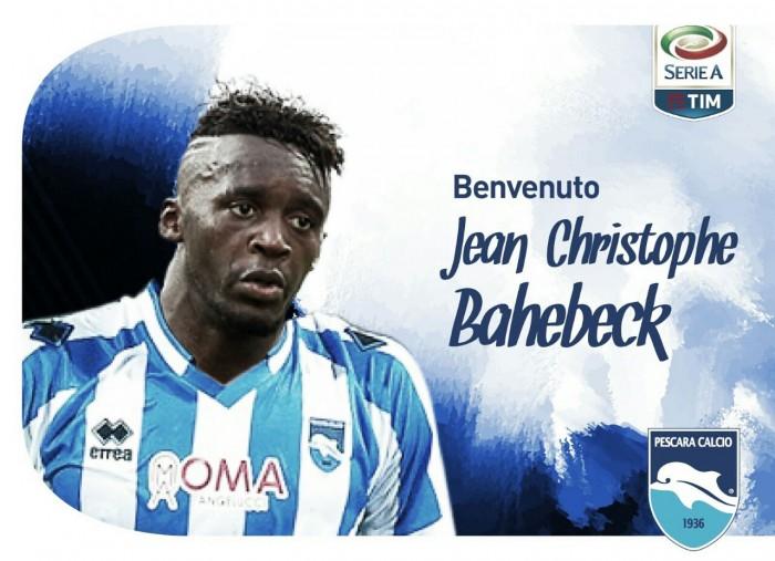 Pescara anuncia a chegada por empréstimo do atacante Bahebeck, ex-PSG