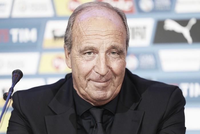 Ventura mantém base da Itália de Conte e promove novidades para jogos contra França e Israel