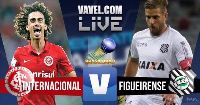 Internacional vence o Figueirense pelo Campeonato Brasileiro 2016 (1-0)