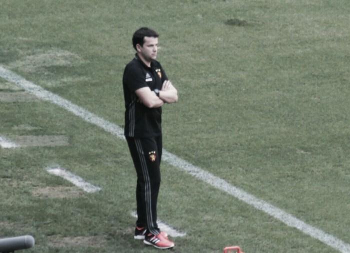 Daniel Paulista define Sport para partida contra Cruzeiro