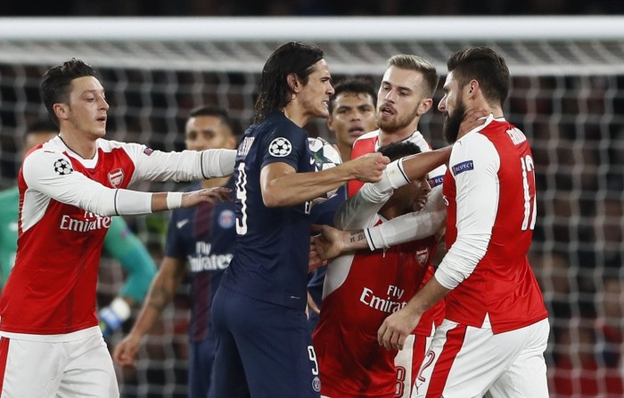 Champions League - Il PSG avanza verso il primo posto bloccando l'Arsenal sul 2-2 all'Emirates