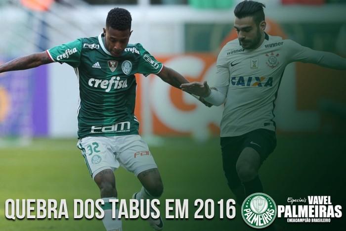 Exterminador de tabus: Palmeiras atropela fantasmas em campanha histórica
