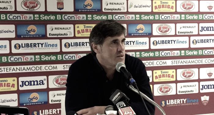 """Trapani, parla mister Calori: """"Dobbiamo cercare di fare punti a Carpi"""""""