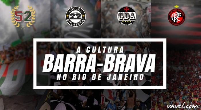 Nova arquibancada carioca: a cultura Barra Brava no Rio de Janeiro