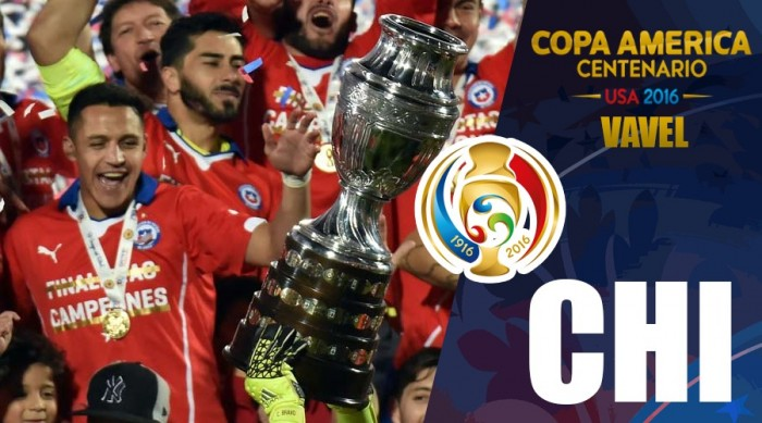 Copa América Centenário: Chile e a chance da segunda grande conquista de sua história