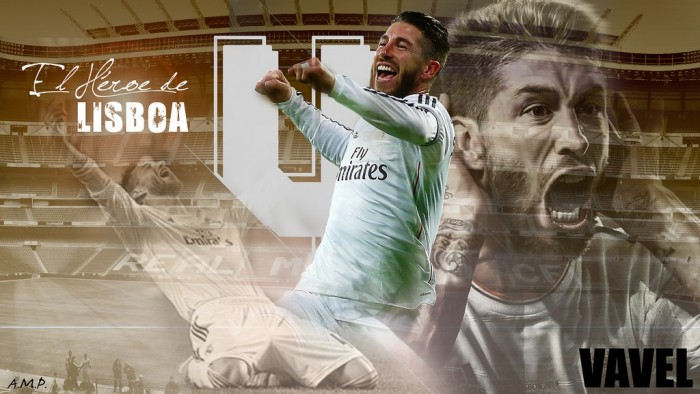 Sergio Ramos: o herói de La Décima