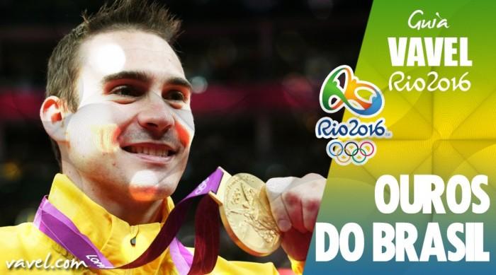 Ouro Olímpico: relembre o título de Arthur Zanetti nas argolas em Londres 2012