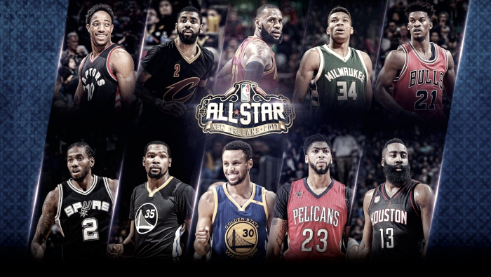 NBA divulga os titulares para All-Star Game e Westbrook fica de fora