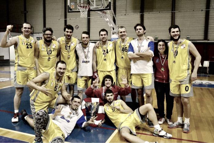 Basket, Coppa Italia non udenti - Settimo sigillo per Pesaro
