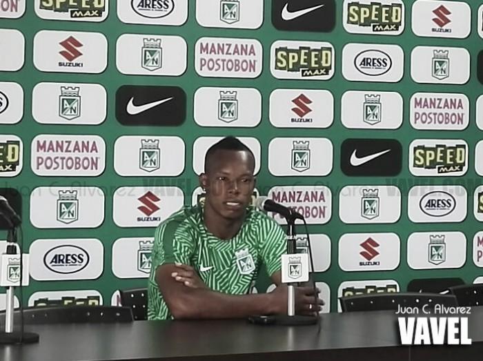 """Edwin Velasco: """"Millonarios viene jugando bien y nosotros tenemos que hacer respetar nuestra casa"""""""