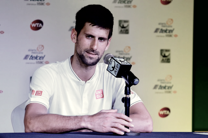 """Acapulco: Novak Djokovic feels he's """"in a much stronger state of mind"""" ahead of his first round match"""