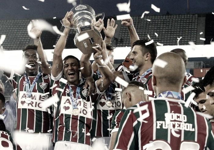 Rei do Engenhão: Fluminense se isola como clube com mais títulos no estádio