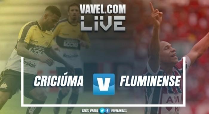 Resultado Fluminense x Criciúma na Copa do Brasil 2017 (3-2)