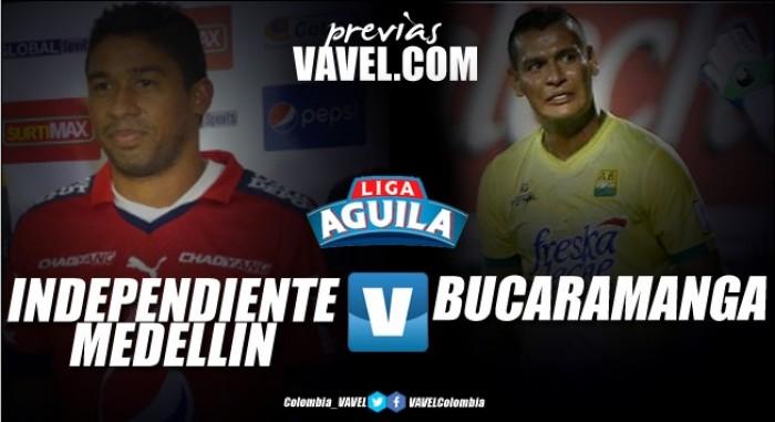 ¡Triunfazo! Atlético Bucaramanga, de visitante, venció al Independiente Medellín