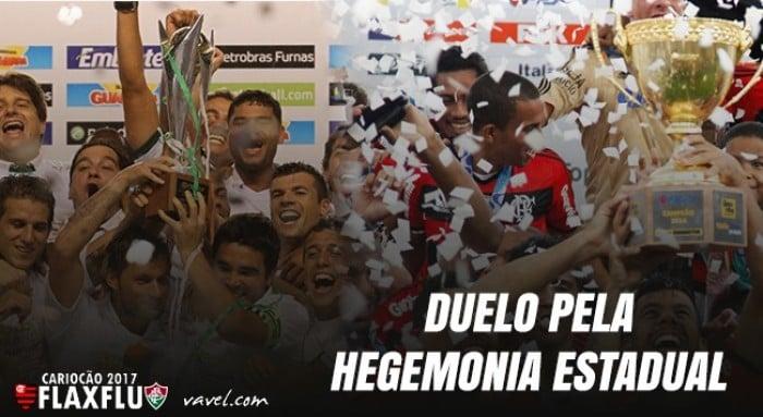 A disputa pela hegemonia do Campeonato Carioca
