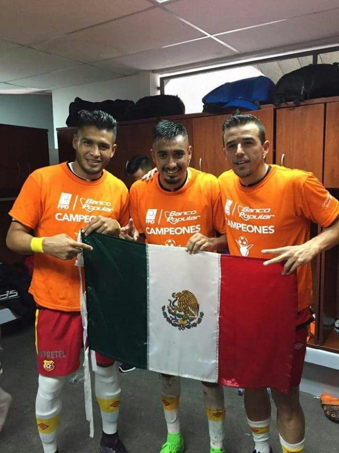 Resumen de mexicanos en latinoamérica: Ocho aztecas son campeones en sus ligas