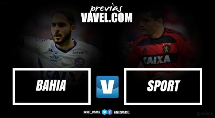 Com Fonte Nova lotada, Bahia busca tricampeonato do Nordestão contra Sport