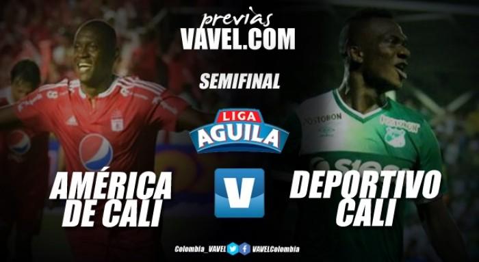 América vs. Cali: clásico vallecaucano para acariciar la final