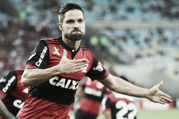 Mesmo lamentando empate, Diego Ribas comemora gol marcado no Maracanã