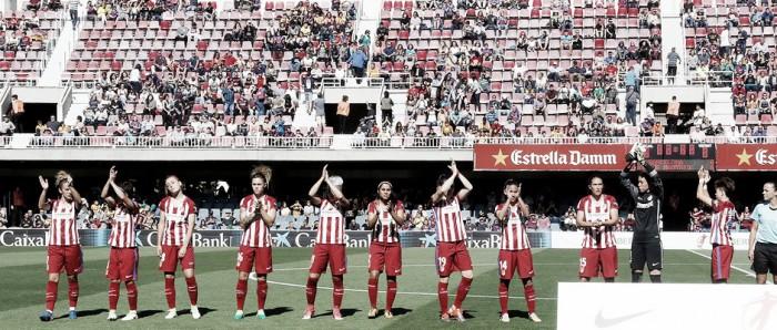 Time feminino do Atlético de Madrid anuncia renovações para próxima temporada