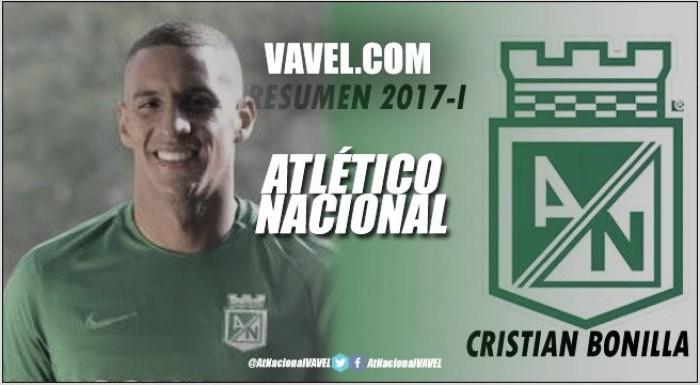 Resumen 2017-I Atlético Nacional: Cristian Bonilla, a la sombra de Armani