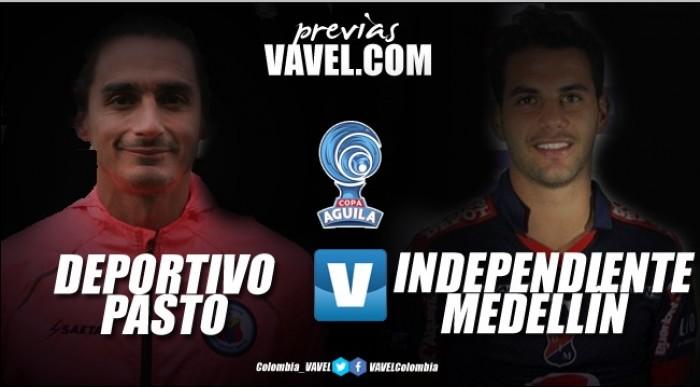 Independiente Medellín - Deportivo Pasto: por el paso a los cuartos
