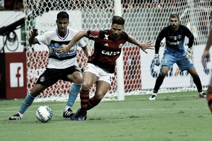 Briga pela vice-liderança: Flamengo e Grêmio duelam na Ilha do Urubu