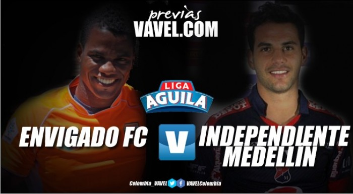 Envigado FC - Independiente Medellín: por la primera victoria