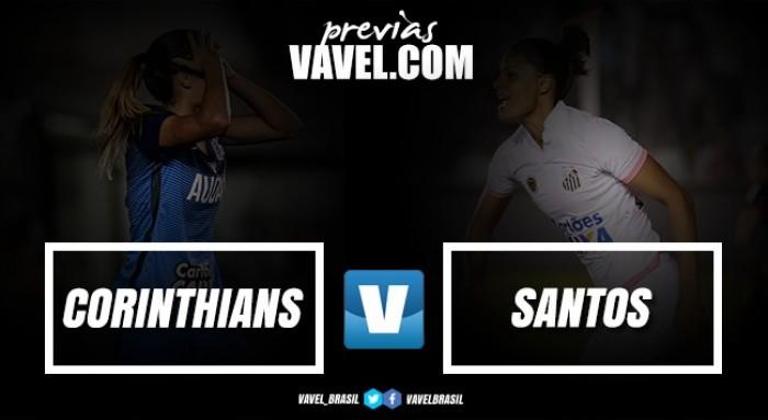 Em Barueri, Corinthians e Santos disputam a grande decisão da Série A1 do Brasileiro Feminino