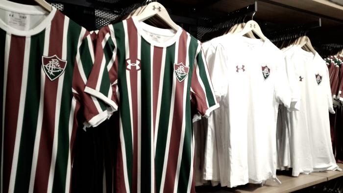 Com parceria da Under Armour, Fluminense lança nova linha de uniforme