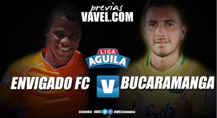 En otra floja presentación el Atlético Bucaramanga igualó 0-0 con Envigado