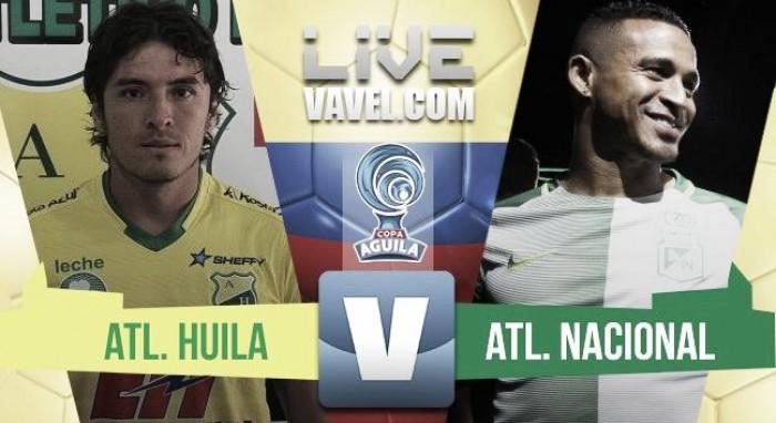 Atlético Nacional se metió a los cuartos de final de la Copa Águila