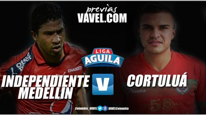 Independiente Medellín-Cortuluá: a entrar en los 8