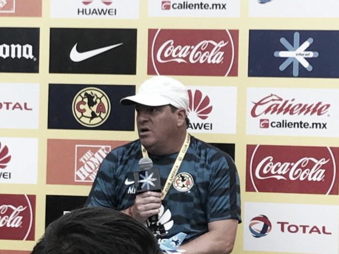 Reconoce Miguel Herrera que está en deuda con su afición en el Azteca