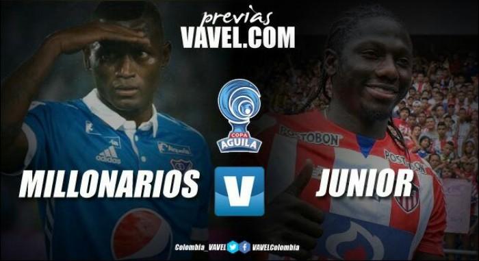 Millonarios - Junior: Apostando por el pase a semifinales desde la casa