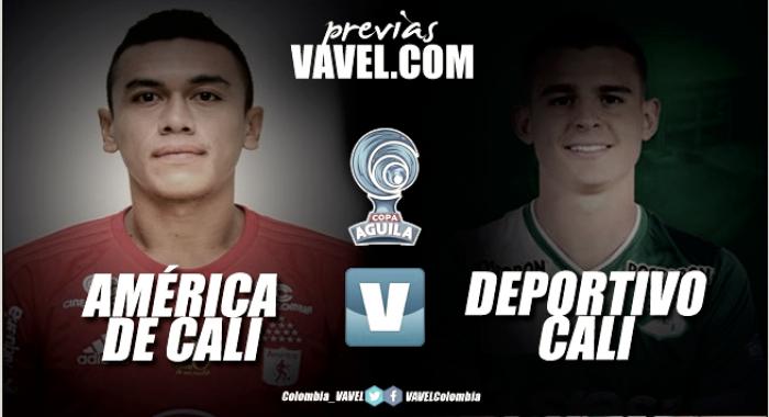 América de Cali vs Deportivo Cali: duelo de técnicos