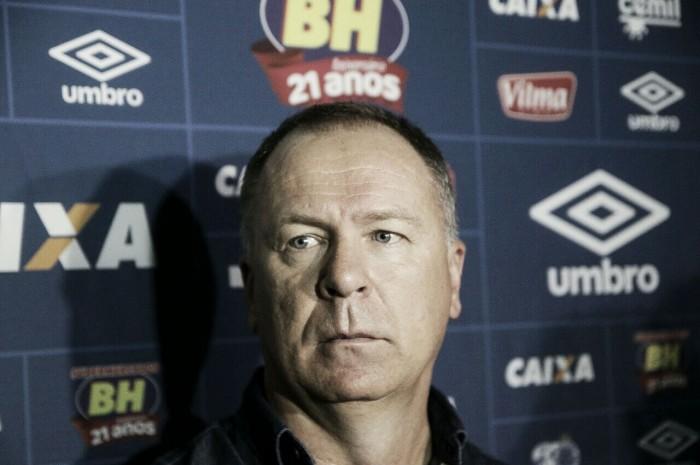 Confiante, Mano Menezes acredita em grande jogo do Cruzeiro contra Grêmio pela Copa do Brasil