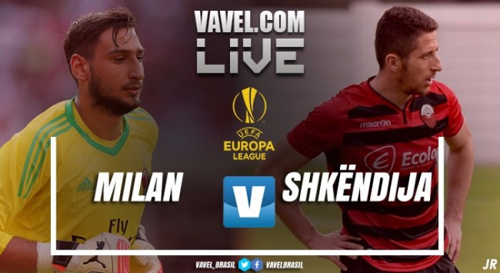 Milan goleia time da Macedônia e encaminha vaga na Liga Europa