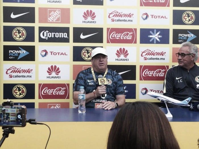 """Miguel Herrera: """"Se ha recuperado la confianza de muchos jugadores"""""""